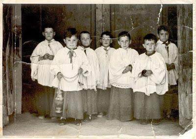 Kid Altar Servers