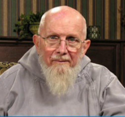 Franciscan Father Benedict Groeschel
