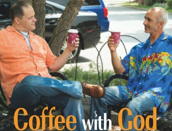 Coffee With God is Nick Lanciano's third venture into filmmaking.
