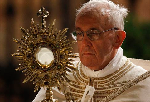 Click on The Significance of the Eucharist in the Apparitions at Fatima link to read more.