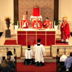 'Vigil for the Persecuted Church in Iraq' at St. Thomas the Apostle Church, Washington, D.C.