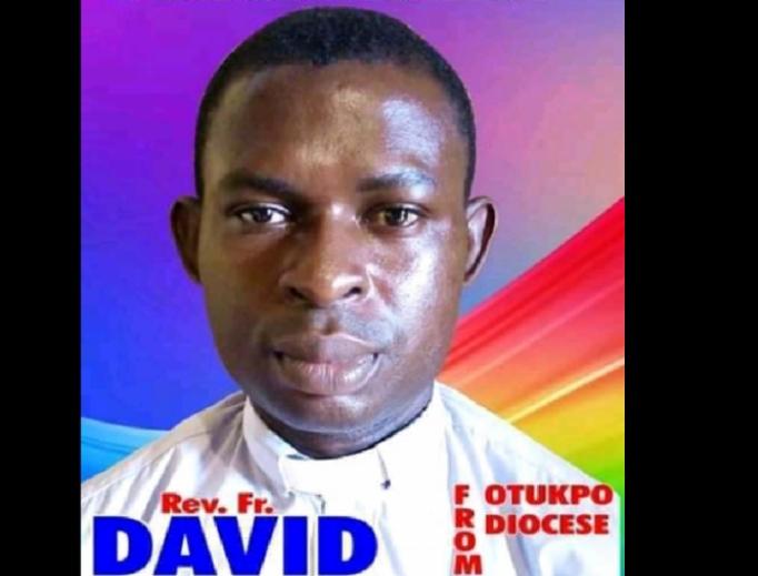 Father David Echioda.