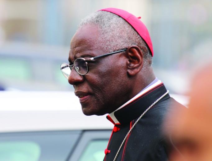 Cardinal Robert Sarah.