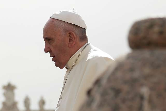 Click on Pope Francis: Protecting Migrants is a 'Moral Imperative' link to read more.