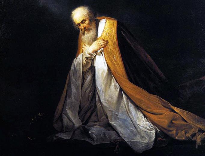 "Pieter de Grebber (c. 1600-1652/1653), ""King David in Prayer"""