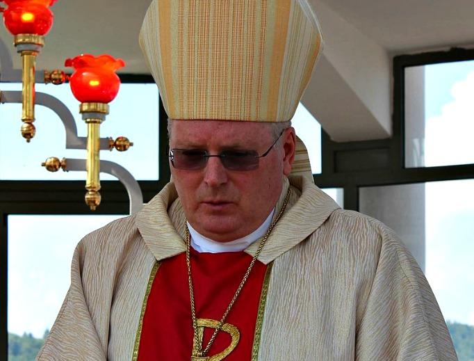 Archbishop Thomas Gullickson