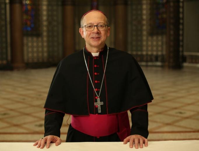 Bishop Barry Knestout.