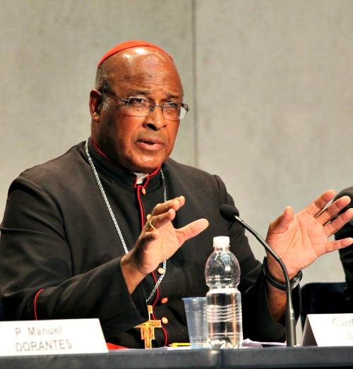 Cardinal Wilfrid Napier of Durban, South Africa
