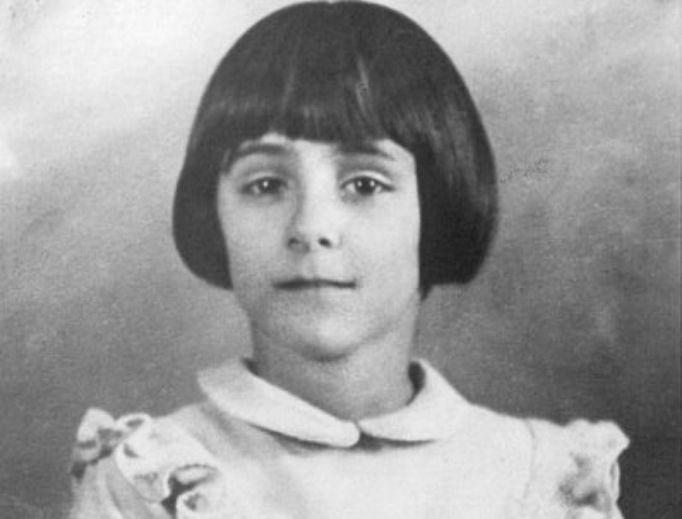 Antoinetta Meo (1930-1937) loved Jesus so much.
