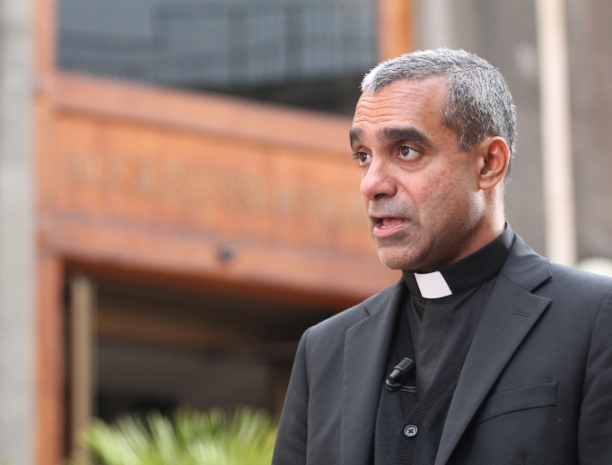 Msgr. Anthony Figueiredo