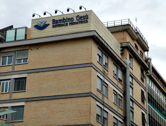 Bambino Gesu Hospital in Rome.