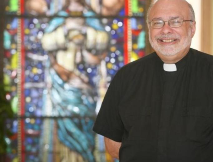 Father Geoff Drew.