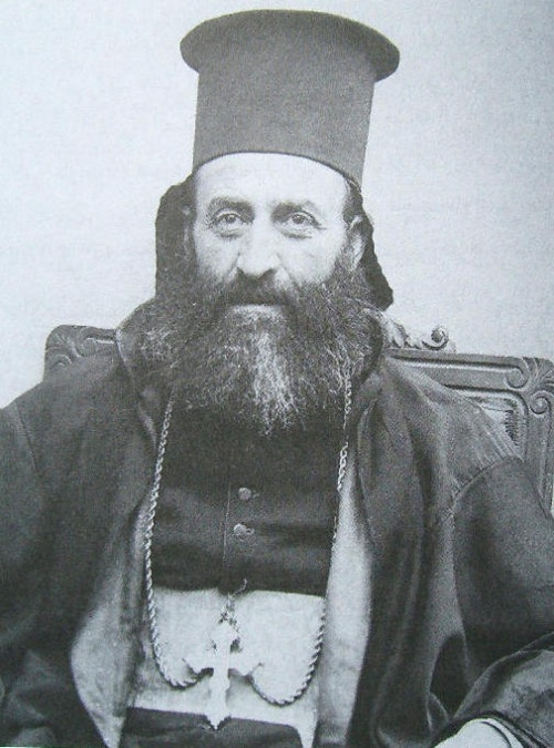 Bishop Flavien-Michel Malké of the Syriac Diocese of Gazireh, who was martyred Aug. 29, 1915, and will be beatified Aug. 29, 2015.