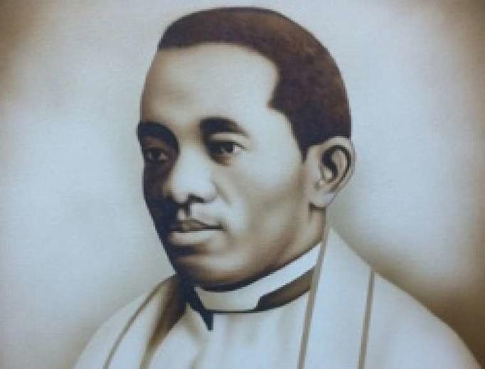 Portrait of Father Augustus Tolton.