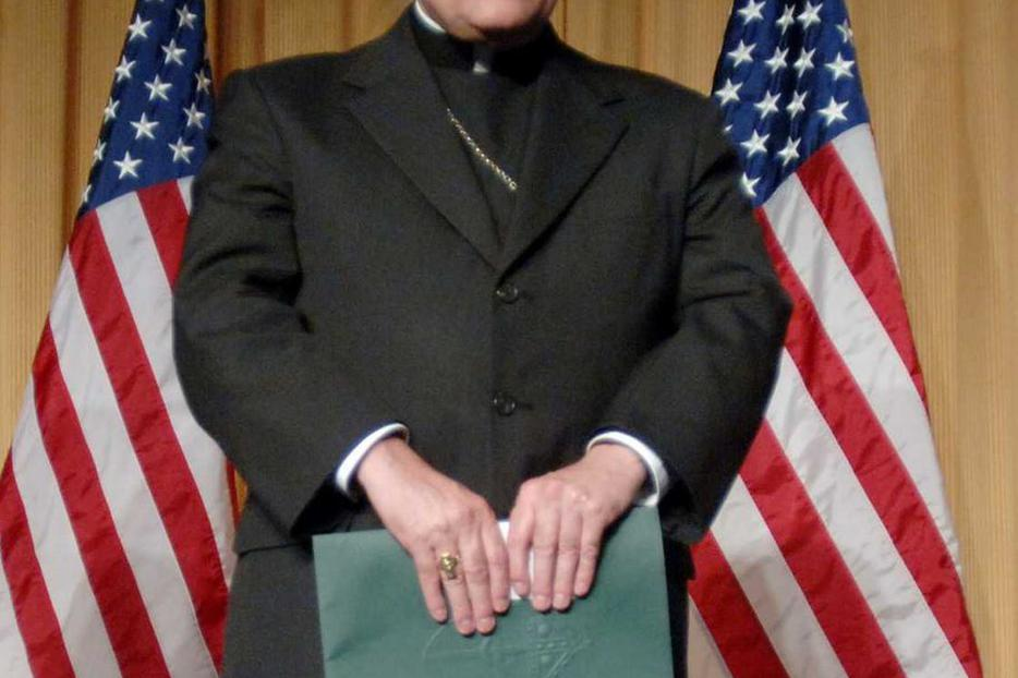 Archbishop Charles Chaput of Denver.