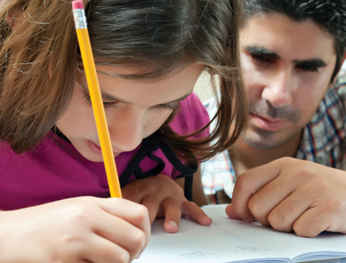 Home schooling, which is growing 2% to 8% annually in the United States, is a harkening back to traditional American learning.