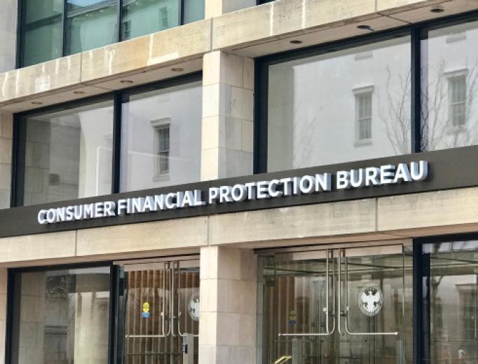 Consumer Financial Protection Bureau in Washington, D.C.