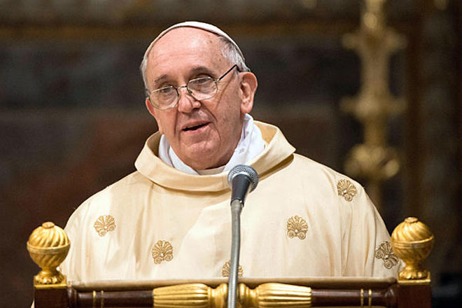 What does the new papal document say about Communion for the divorced and civilly remarried?
