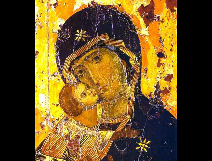 Our Lady of Vladimir (12th century)