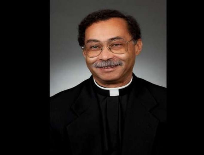Bishop-elect Roy Campbell