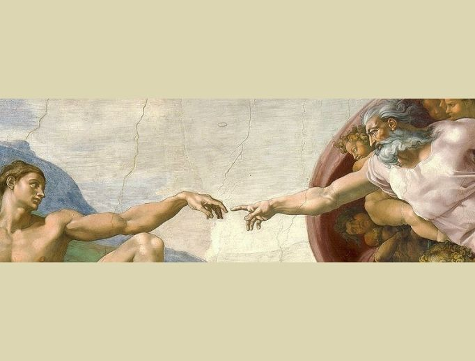 Creation of Adam, Michelangelo