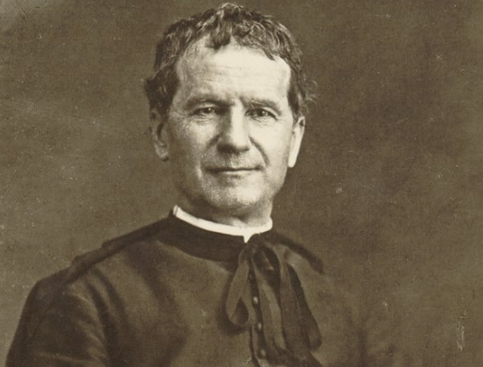 """St. John Bosco, """"Father and Teacher of Youth"""""""