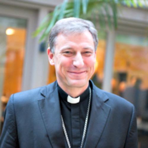 Archbishop Zbigņevs Stankevičs of Riga, Latvia