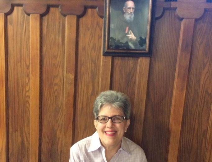 Sit in Solanus' place in the dining room when you visit, just like author Susan Tassone did.