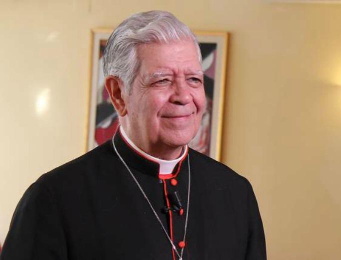 Cardinal Jorge Urosa Savino of Caracas.