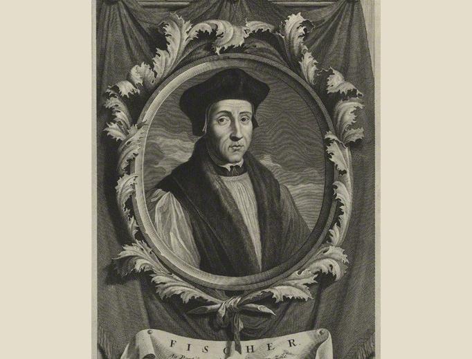 """Gerard Valck, after Adriaen van der Werff, """"Portrait of John Fisher,"""" 1697"""