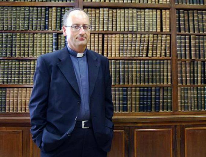 Father Antonio Spadaro is editor in chief of the Jesuit publication La Civilta Cattolica.