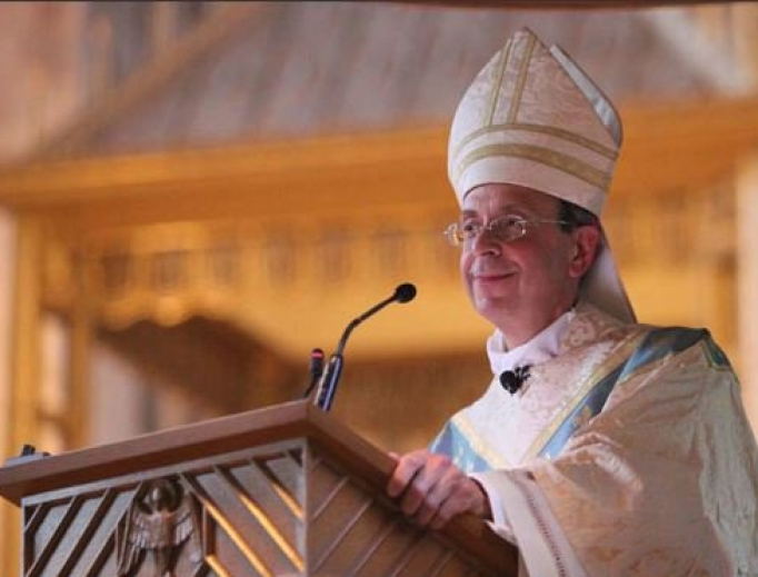 Archbishop William Lori of Baltimore