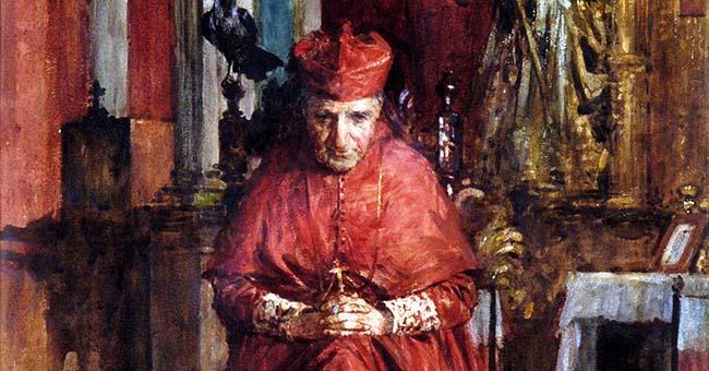 "William Ewart Lockhart, ""Cardinal of Rheims"" (1876)"