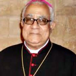 Bishop Adel Zaky of the Vicariate Apostolic of Alexandria