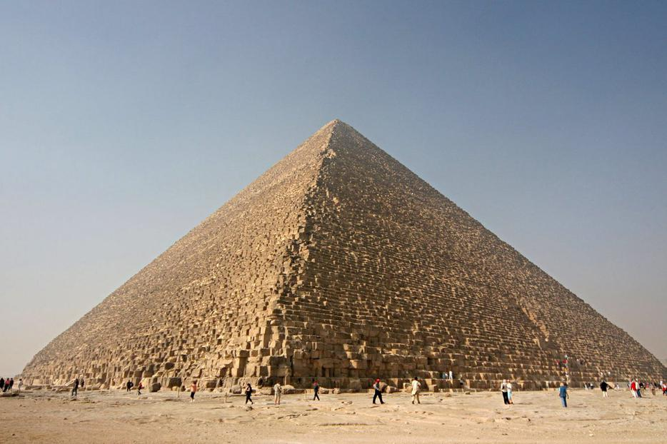 "What is the startling truth about the ""hidden pyramids of the Bible""?"