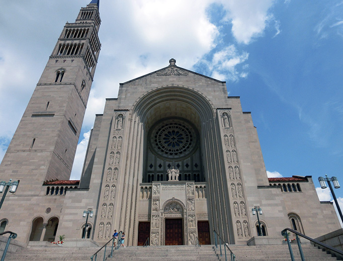The Basilica of the National Shrine of the Immaculate Conception in Washington, DC, will be the site of events opening the International Week of Prayer and Fasting Nov. 2.