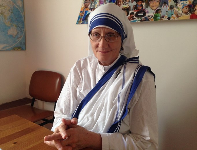 REMEMBERING A SAINT. Sister Mary Prema Pierick says Mother Teresa had such 'awareness for a person's need.'