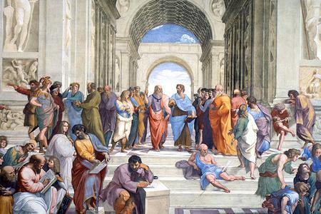 If a School of Philosophy Lacks Wonder, It Is Not True Philosophy