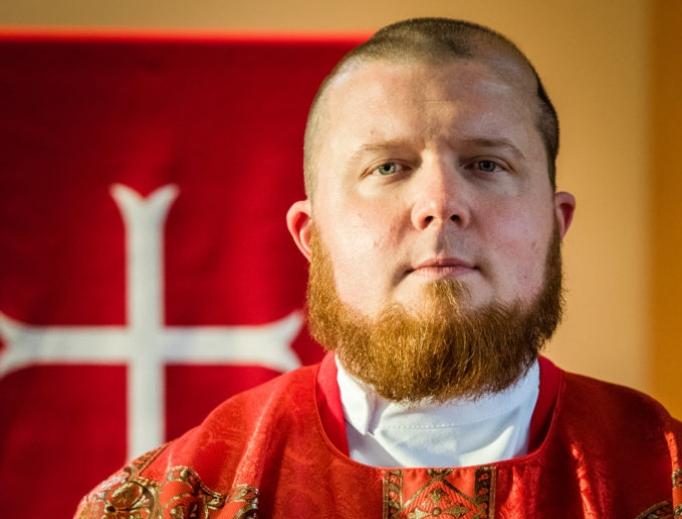 Father Edwin Dwyer