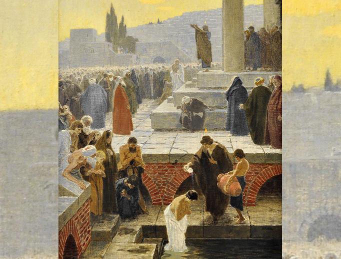 "Gebhard Fugel (1863-1939), ""Pentecost"""