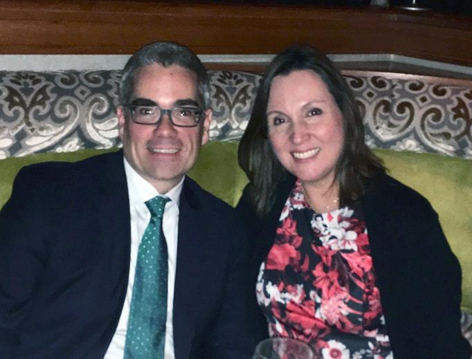 John and Lisa Clark
