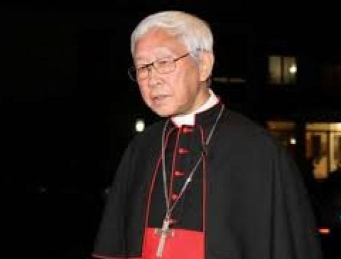 Cardinal Zen.