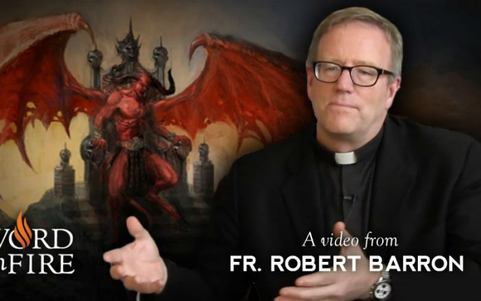 Click on the Bishop Robert E. Barron, S.T.D., Explains the Signs That Demonic Powers are Active in the World link to read more.