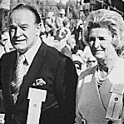 Bob and Dolores Hope in the 1970s
