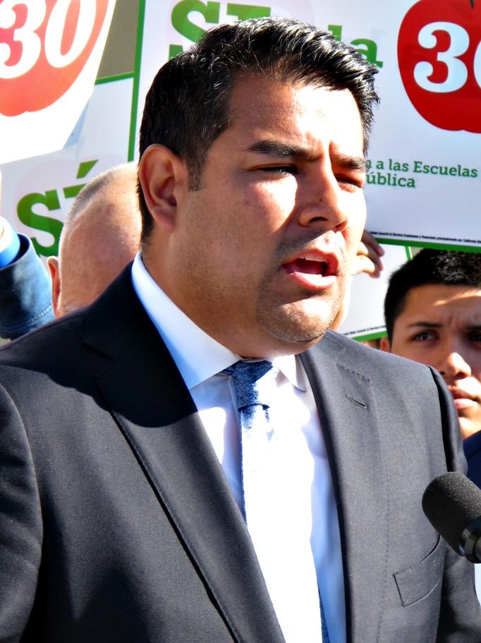 California state Sen. Ricardo Lara, D-Bell Gardens