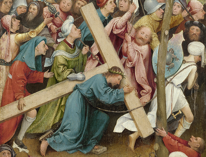 Hieronymus Bosch, 'Christ Carrying the Cross', c. 1500