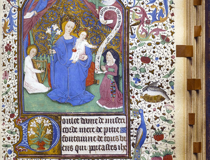 Book of Hours, c. 1460