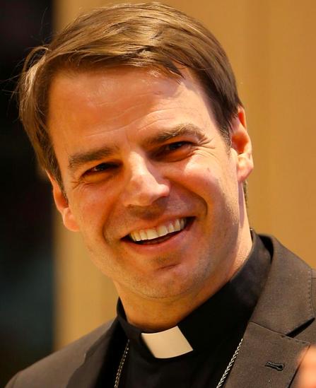 Bishop Stefan Oster of Passau