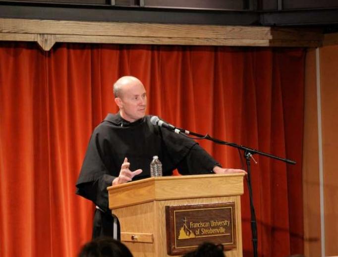 Father David Pivonka, TOR.
