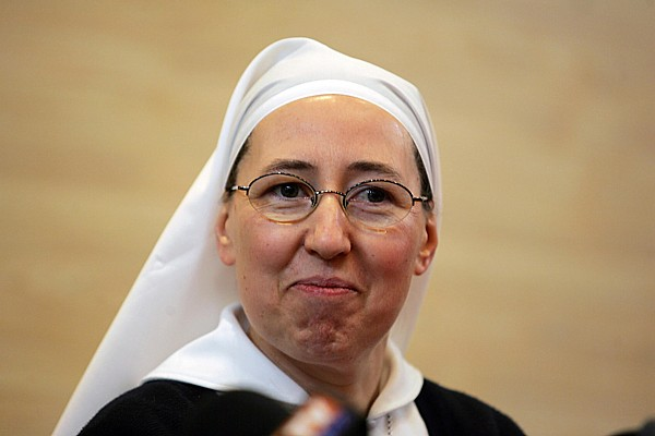 Sister Marie-Simon-Pierre of the Little Sisters of Catholic Motherhood in France believes she was healed from Parkinson's disease through the intercession of Pope John Paul II, who also had the disease. The healing could be the miracle needed for the late Pope's beatification.